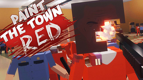 Трейнеры для Paint the Town Red