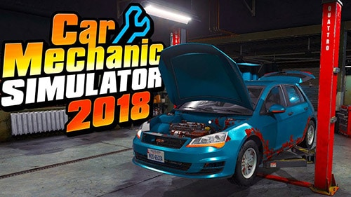 Сохранение для Car Mechanic Simulator 2018