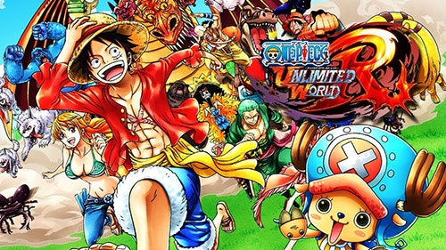Трейнеры для One Piece Unlimited World Red