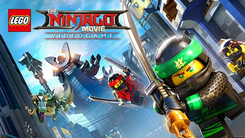 Сохранение для The LEGO Ninjago Movie Video Game