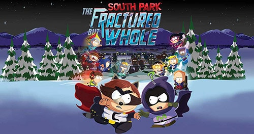 Сохранение для South Park: The Fractured But Whole