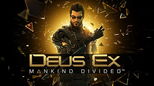 Сохранение для Deus Ex: Mankind Divided