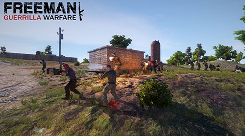 Трейнеры для Freeman: Guerrilla Warfare