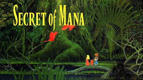 Трейнеры для Secret of Mana