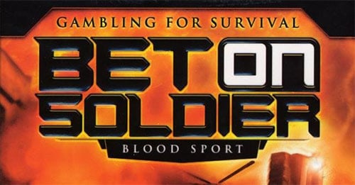 Сохранение для Bet on Soldier: Blood Sport