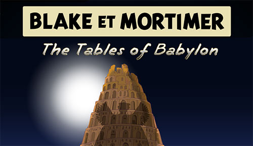 Сохранение для Blake and Mortimer: The Tables of Babylon