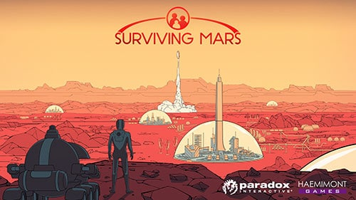 Трейнеры для Surviving Mars