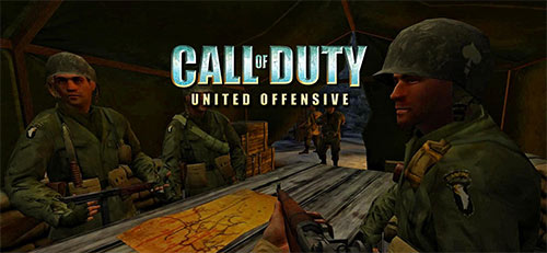Сохранение для Call of Duty: United Offensive