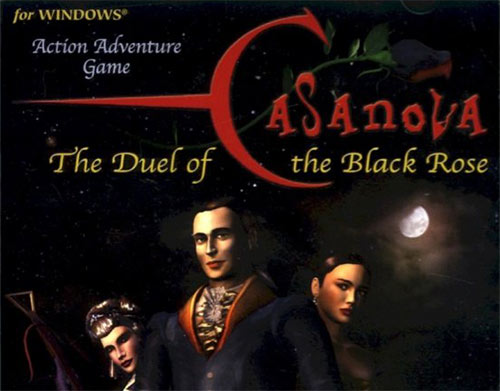 Сохранение для Casanova: The Duel of the Black Rose