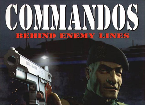 Сохранение для Commandos: Behind Enemy Lines