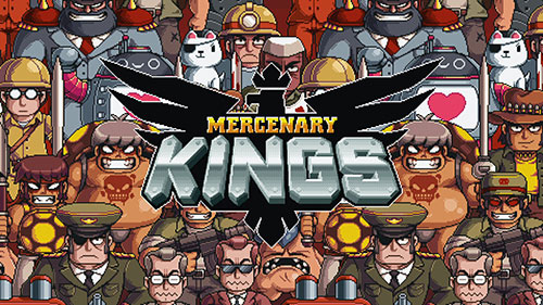 Трейнеры для Mercenary Kings