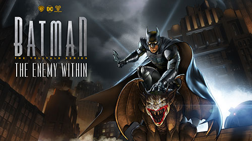 Сохранение для Batman: The Enemy Within