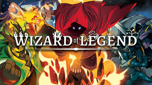 Трейнеры для Wizard of Legend