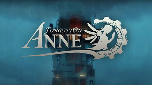 Сохранение для Forgotton Anne