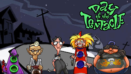 Сохранение для Day of the Tentacle