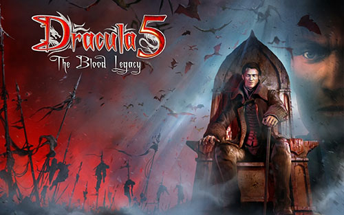 Сохранение для Dracula 5: The Blood Legacy