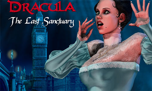 Сохранение для Dracula: The Last Sanctuary