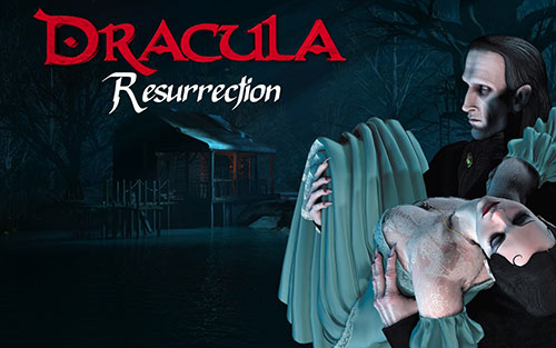 Сохранение для Dracula: Resurrection