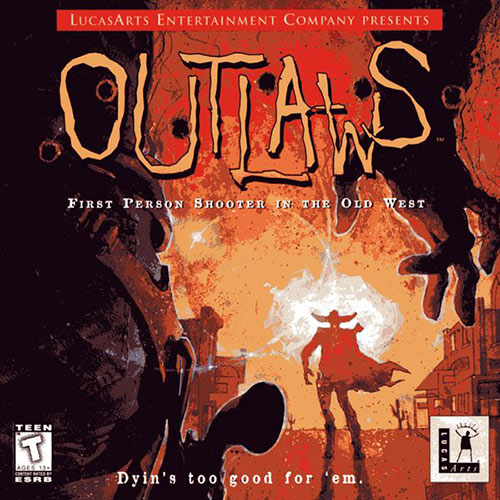 Сохранение для Outlaws