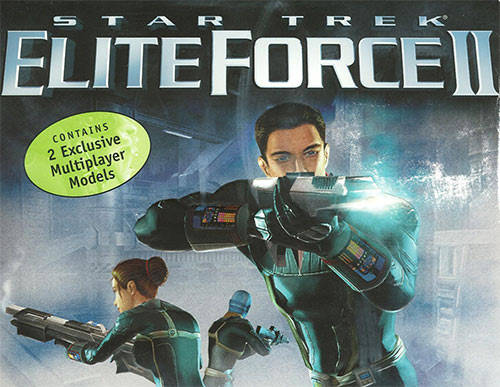 Сохранение для Star Trek: Elite Force 2