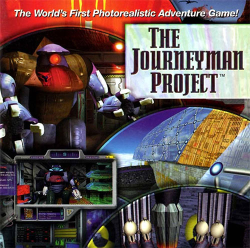 Сохранение для The Journeyman Project