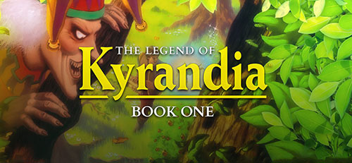 Сохранение для The Legend of Kyrandia: Book One
