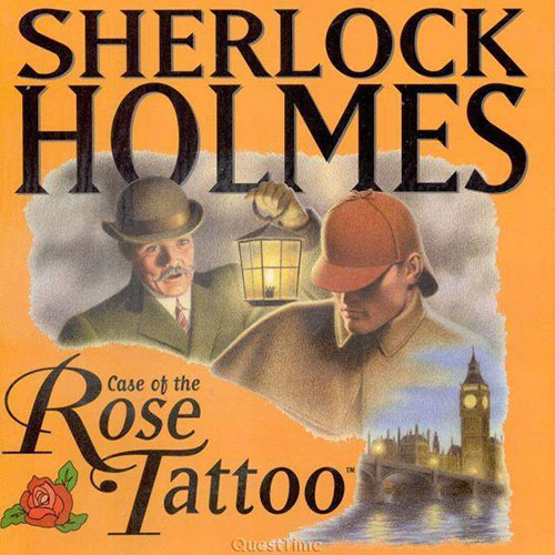 Сохранение для The Lost Files of Sherlock Holmes: The Case of the Rose Tattoo