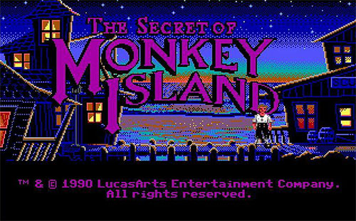 Сохранение для The Secret of Monkey Island