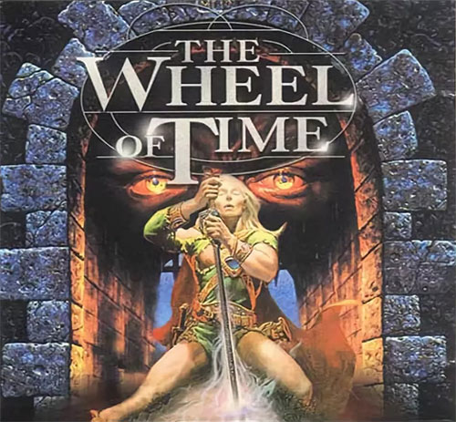 Сохранение для The Wheel of Time
