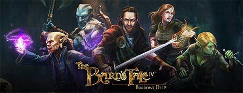 Трейнеры для The Bard's Tale 4: Barrows Deep