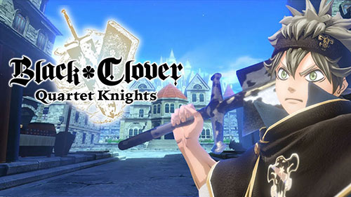 Трейнеры для Black Clover: Quartet Knights