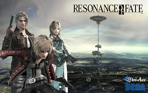 Трейнеры для Resonance of Fate