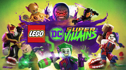 Сохранение для LEGO DC Super-Villains