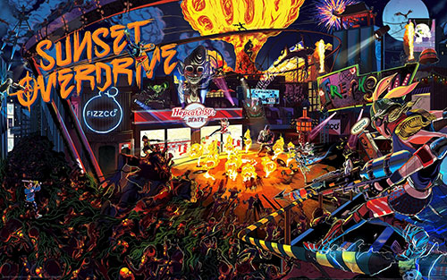 Трейнеры для Sunset Overdrive