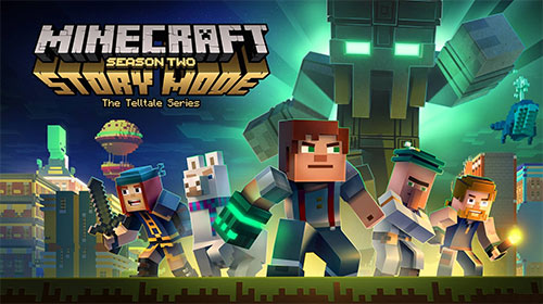 Сохранение для Minecraft: Story Mode - Season Two