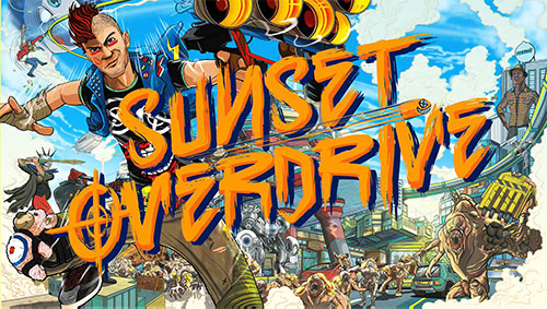 Сохранение для Sunset Overdrive