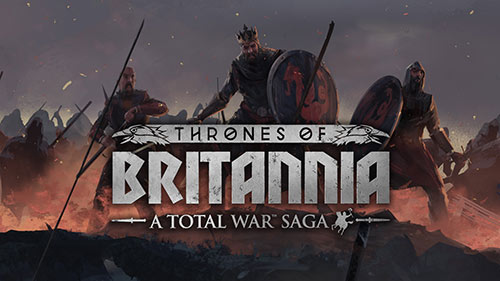 Сохранение для Total War Saga: Thrones of Britannia