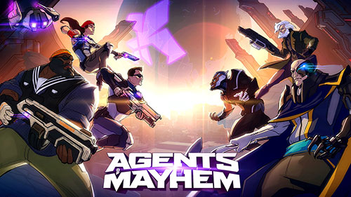 Сохранение для Agents of Mayhem