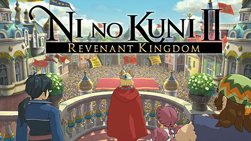 Сохранение для Ni no Kuni 2: Revenant Kingdom