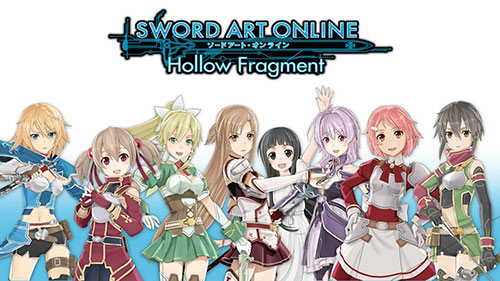 Трейнеры для Sword Art Online: Hollow Fragment