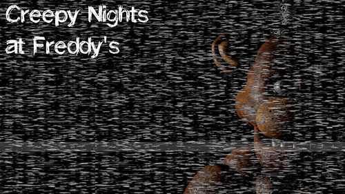 Сохранение для Creepy Nights at Freddy's