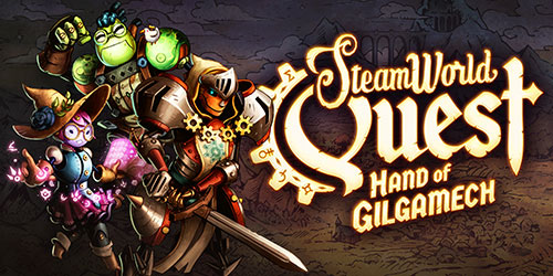 Трейнеры для SteamWorld Quest: Hand of Gilgamech