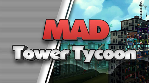 Трейнеры для Mad Tower Tycoon