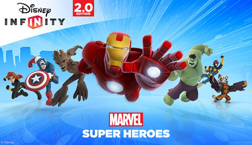 Сохранение для Disney Infinity 2.0: Marvel Super Heroes