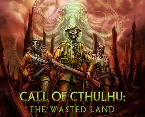 Сохранение для Call of Cthulhu: The Wasted Land