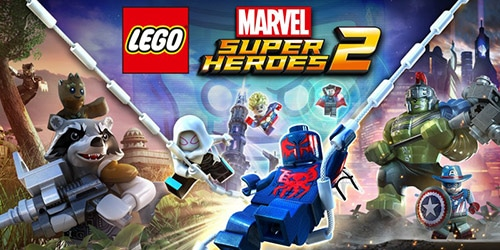Коды для LEGO Marvel Super Heroes 2