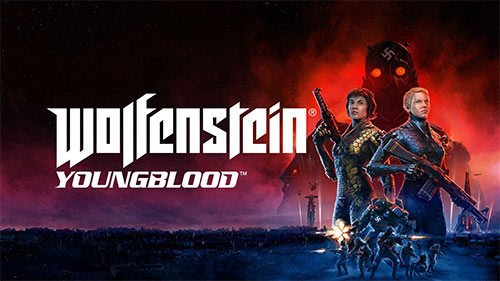 Сохранение для Wolfenstein: Youngblood