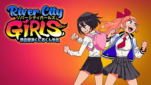 Сохранение для River City Girls
