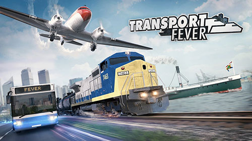 Трейнеры для Transport Fever 2