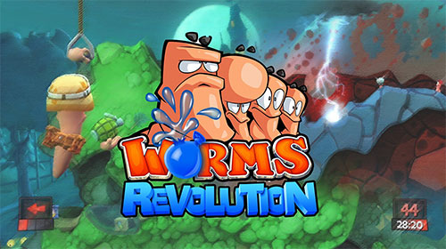 Трейнеры для Worms Revolution